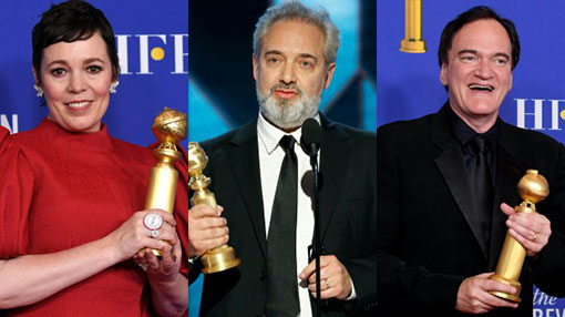 Golden Globe Award Winners 2020