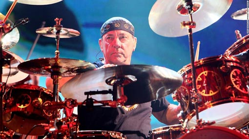 Neil Peart, the drummer and lyricist of Rush, dies at age 67