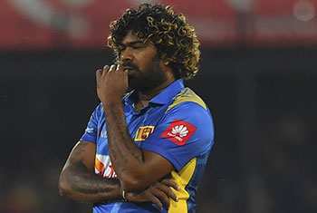 'I am ready to quit': Malinga after series loss in India