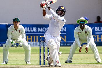 Sri Lanka announce Test squad for Zimbabwe tour