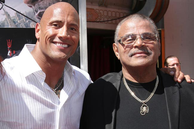 Rocky Johnson, WWE Hall of Famer and Dwayne Johnson's dad, dies