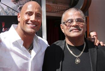 Rocky Johnson, WWE Hall of Famer and Dwayne Johnson's dad, dies