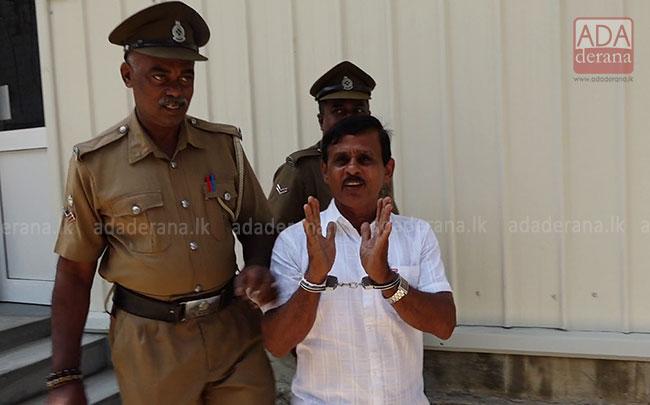 Ex-Akuressa PS chairman Saruwa Sunil sentenced to 15 years RI