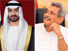 Abu Dhabi Crown Prince invites President to visit UAE
