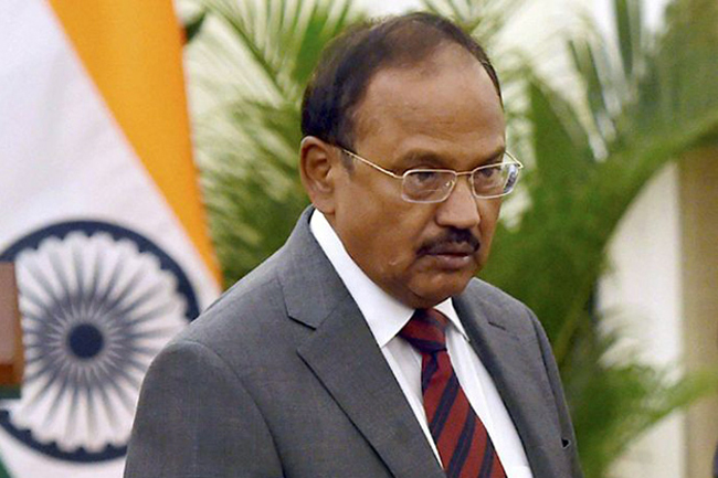 Indian National Security Advisor to meet President, PM