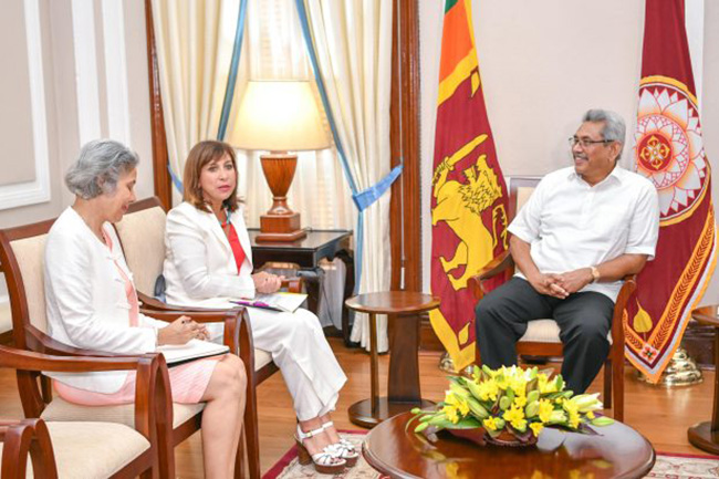 UN Resident Coordinator commends President's sustainable development programs