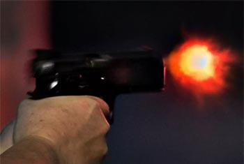 Police misfire kills Buddhist monk in Hungama