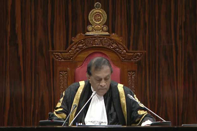 Forensic audit report on Bond Scam will be tabled in Parliament - Speaker