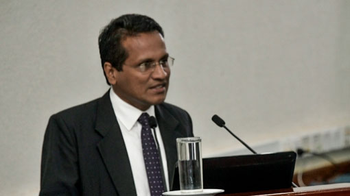 Viraj Dayaratne appointed SEC Chairman