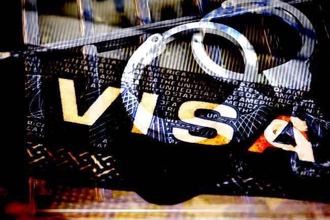Five Uzbekistanis and a Saudi Arabian arrested over visa violations