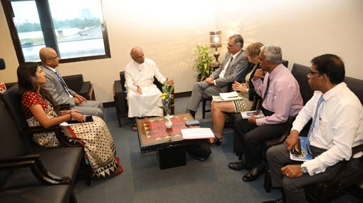 Govt. seeks UNWFP assistance to reduce post-harvest loss