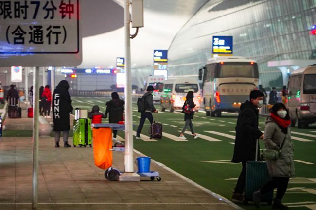 Transport lockdown in Wuhan as coronavirus death toll rises to 17