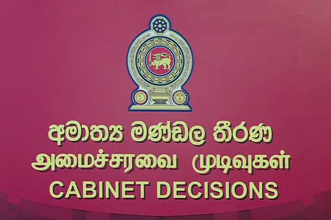 Cabinet approves minimum guaranteed price for paddy
