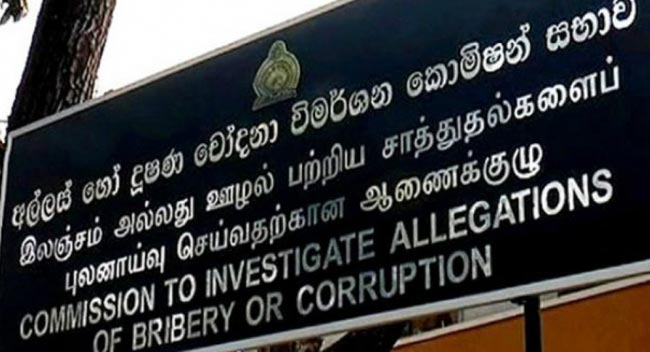 New Director-General for Bribery Commission