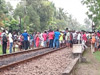 Motorcyclist killed by train at Aluthgama