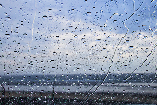 Thundershowers likely in several sea areas