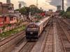 Train derails near Maradana station