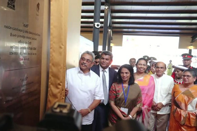 Sri Lanka's first National Centre for Children with Disabilities declared open