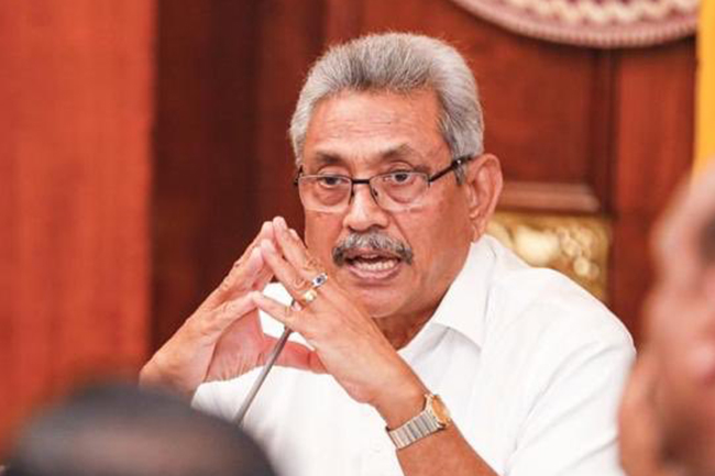 President instructs officials to repatriate Sri Lankan students in Wuhan