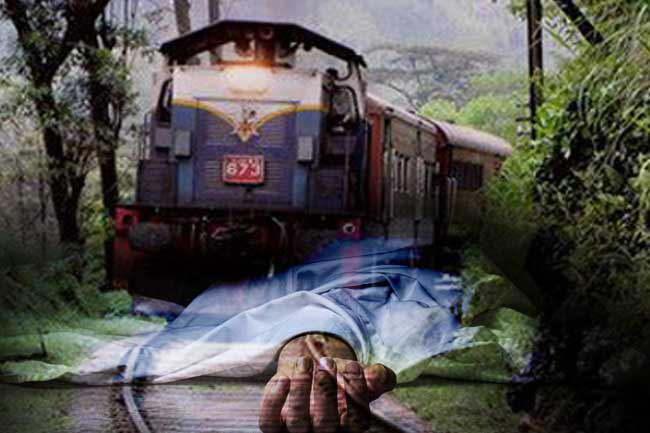 Youth killed after hit by train in Polgahawela