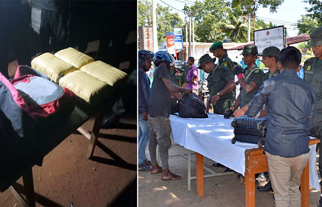 Army busts organised Kerala ganja racket during 12-hour search operation