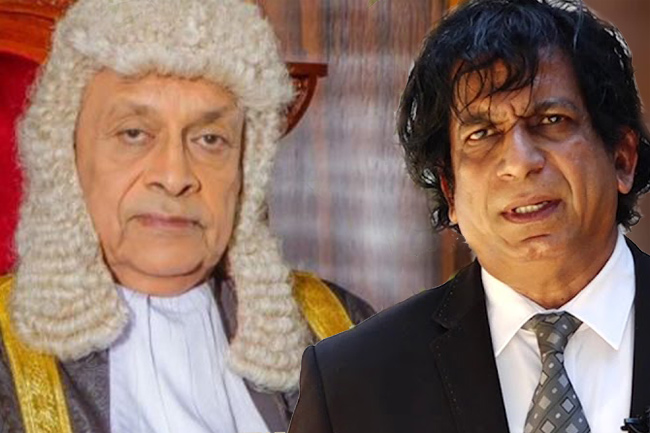 AG meets Speaker over arrest warrant on HC Judge Gihan Pilapitiya