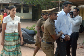 Former SriLankan CEO and wife remanded…