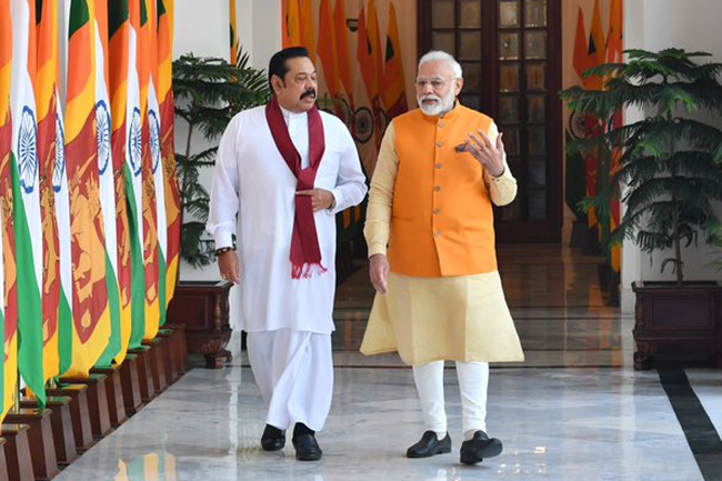 PM's visit to India…