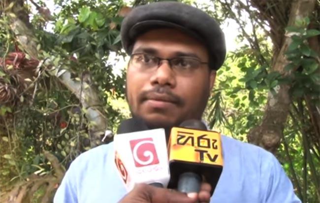 I have no right to JVP despite being Wijeweera's son – Uvindu Wijeweera