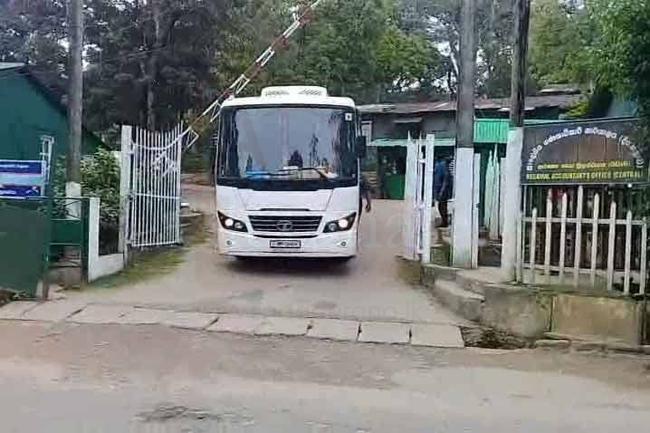 33 Sri Lankans quarantined at Diyatalawa to return home