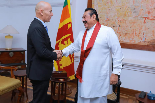 Israel willing to share technological expertise with Sri Lanka