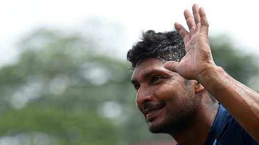 Sangakkara makes poignant return to Lahore for first time since attack