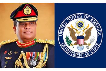 US State Dept. designates Shavendra Silva, bars entry to country