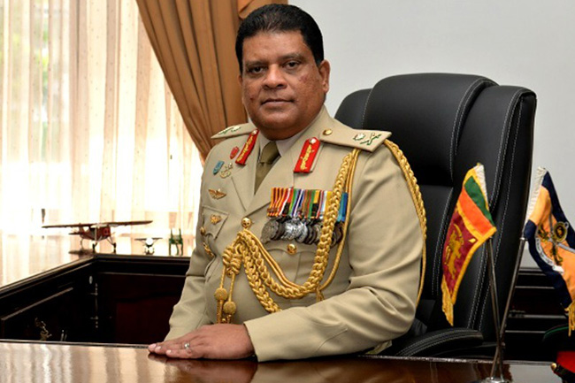 Sri Lanka demurs travel restrictions imposed on Shavendra Silva by US