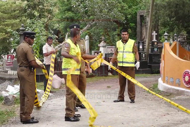 Another suspect arrested over Madampitiya double murder