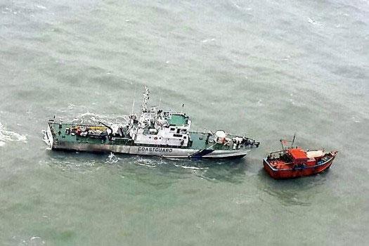 Gold seized from Sri Lankan fishermen