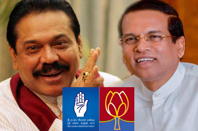 SLPP and SLFP to contest general election under new alliance with Mahinda as leader