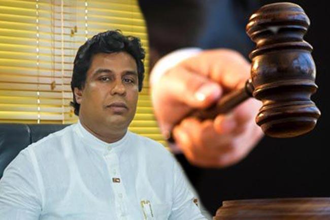Arrest warrant on Jayantha Samaraweera recalled