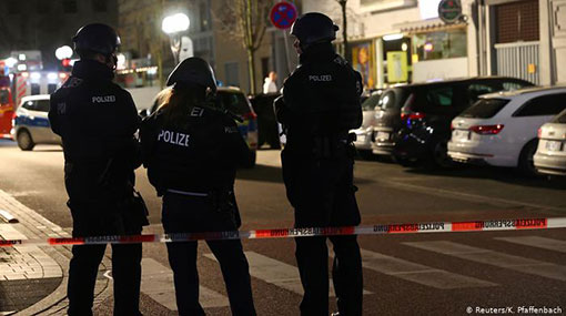Eight killed in shootings in German city of Hanau