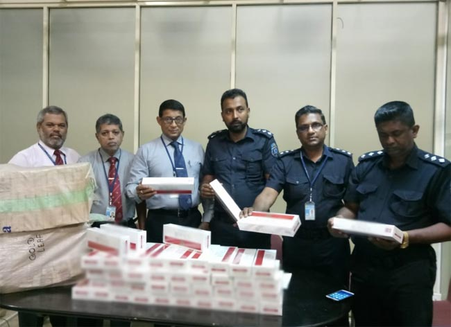 Man arrested with foreign cigarettes worth over Rs 1.1 mn