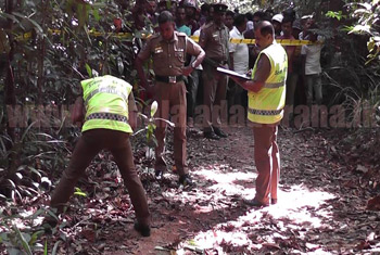 Body of missing constable found from Werahera