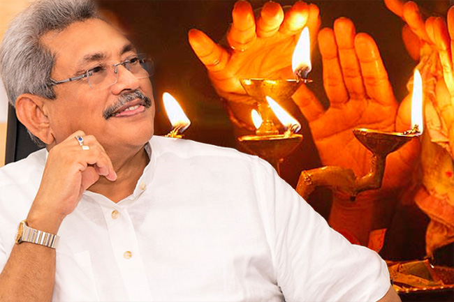 Maha Sivarathri signifies dispelling darkness of ignorance - President