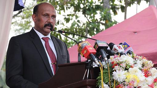 Sri Lanka needs a disciplined and professional police force - Defence Secretary