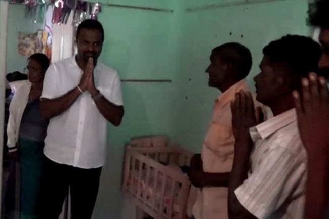 Murali's brother plans to vie for general election
