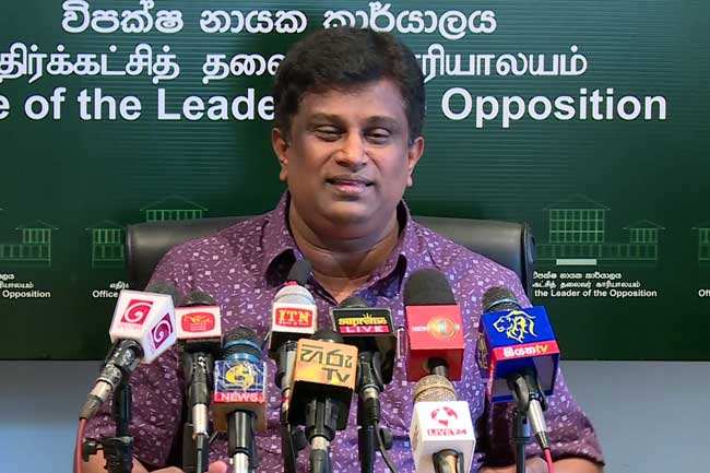 UNHRC resolution 30/1 did no harm to the country – Ajith. P Perera