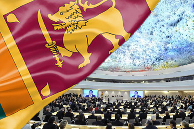 Sri Lanka briefs UNHRC chief on decision to withdraw from resolution