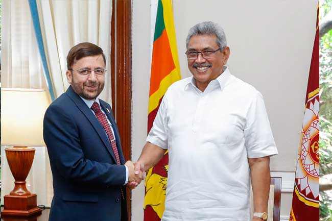 Pakistan extends full cooperation to Sri Lanka