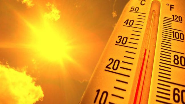 'Extreme caution' heat advisory for several areas