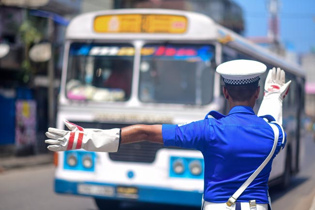 Navy Provost to aid control Colombo traffic