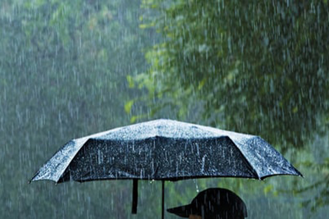 Showers expected in several districts